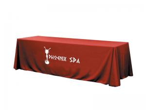 Table Throw One Color Logo
