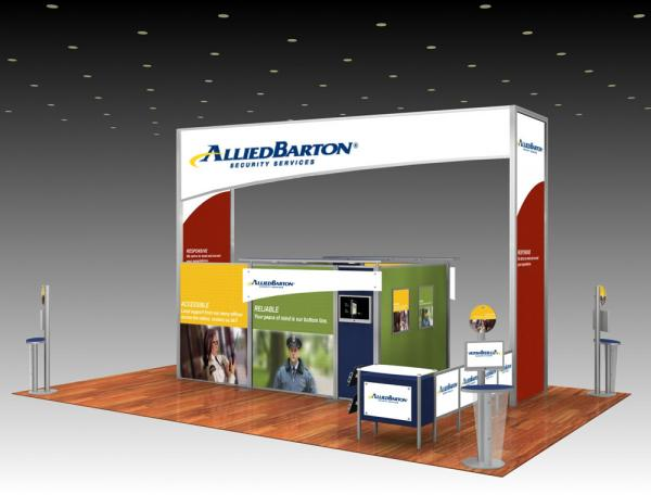 DM-0334 Trade Show Exhibit