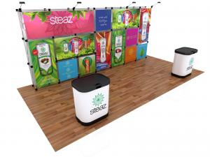 FG-202 Trade Show Pop Up Display