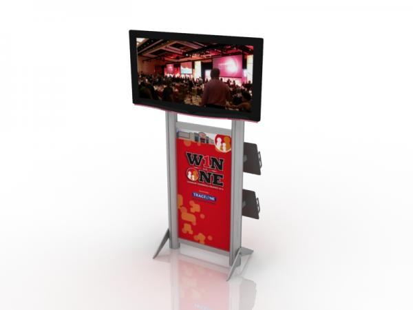 MOD-1405 Monitor Stand for Trade Shows or Events -- Image 3