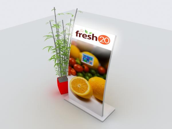 MOD-1362M Portable Surface 2 Stand and Lightbox -- Image 3
