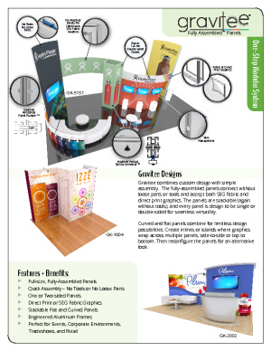 Gravitee Product Sheet