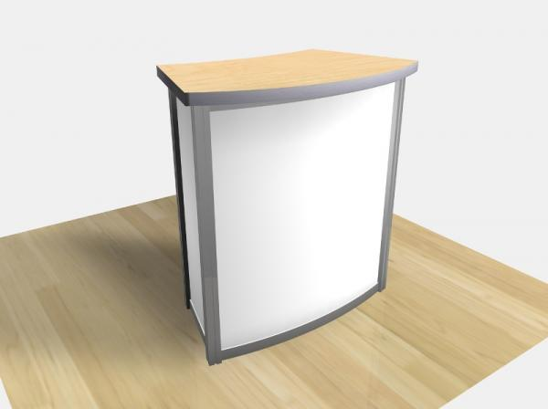 RE-1228 / Small Curved Counter - Image 4