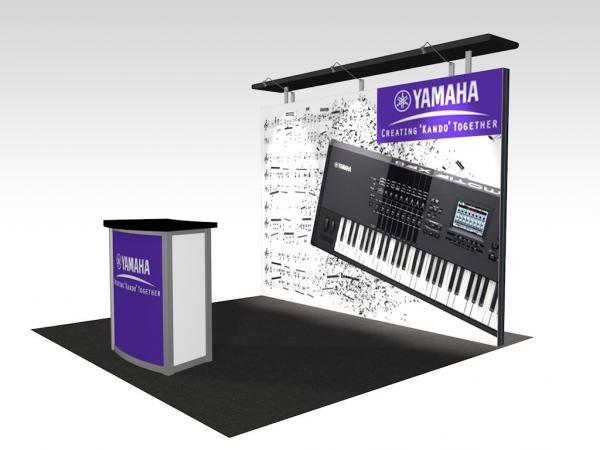 RE-1015 / Yamaha Rental Exhibit -- Image 2