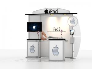 RE-1017 / iPad Trade Show Exhibit -- Image 2