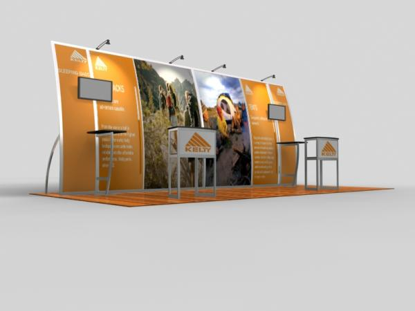 VK-2094 Portable Trade Show Exhibit -- Image 2