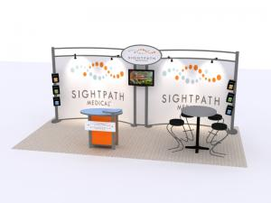 VK-2072 Visionary Designs Trade Show Exhibit -- Image 1